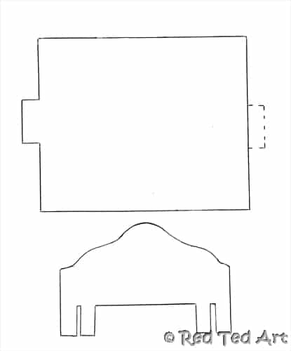 PDF Plans Free Dollhouse Furniture Patterns Download