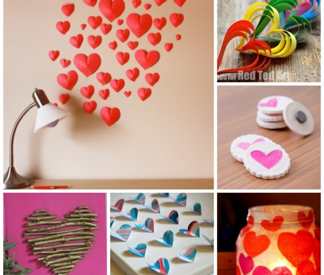 Valentines Day Decoration Ideas For You And The Kids