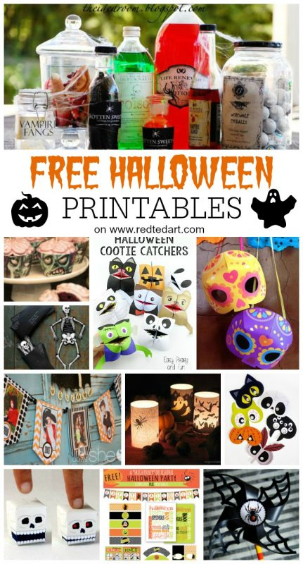 free halloween printables for kids # 68