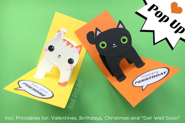 Cards Pusheen Box Valentines