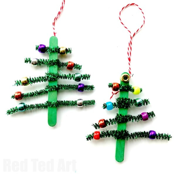 christmas ornaments popsicle sticks # 79