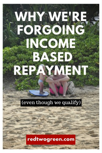 income based repayment; what student loan debt repayment plan is right for me