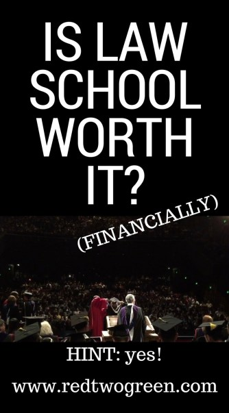 Is law school worth it financially?