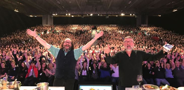 Win Tickets for The BBC Good Food Show 2017 !