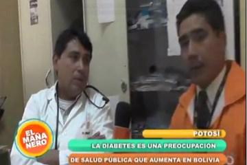 La Diabetes, problema de salud para Potosí