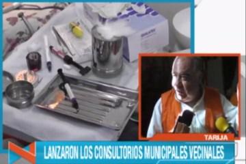 SE LANZARON LOS CONSULTORIOS MUNICIPALES VECINALES.