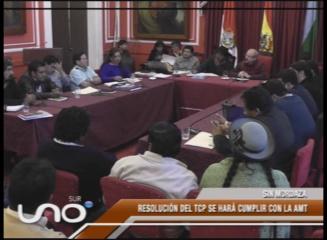 SIN MORDAZA: LEY DE TRANSFERENCIA DEL 8 POR CIENTO