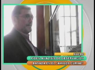 LA FUNDACIÓN OBSERVATORIOS DDHH PIDE AL TCP RATIFICAR LA CONSTITUCIONALIDAD DE ARTÍCULOS OBSERVADOS