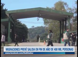 OPERATIVOS DE CONTROL YA ESTÁN ACTIVADOS EN LAS FRONTERAS