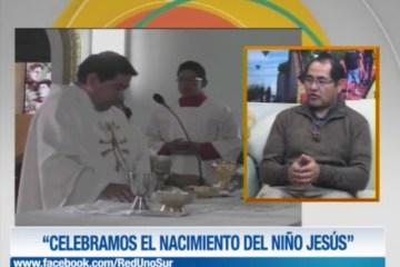 """""""CELEBRAMOS EL NACIMIENTO DEL NIÑO JESÚS"""""""