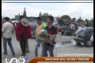 TARIJA TIERRA DORADA: COMPADRES Y COMADRES