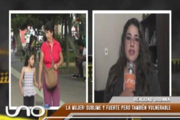 REALIDAD URBANA: ESPACIOS DE PODER CONQUISTADOS POR LAS MUJERES