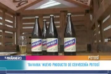 """""""BAVARIA"""" NUEVO PRODUCTO DE CERVECERÍA POTOSINA"""