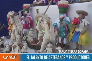 TARIJA TIERRA DORADA: EL TALENTO DE ARTESANOS Y PRODUCTORES