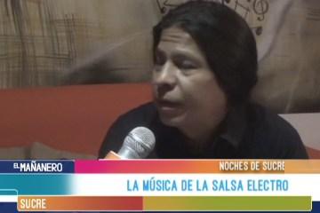 NOCHES DE SUCRE: LA MÚSICA DE LA SALSA ELECTRO