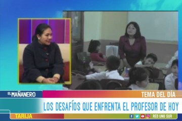TEMA DEL DÍA: RETOS DE LOS PROFESORES