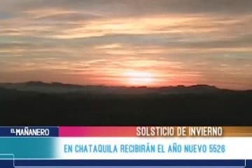 EN CHATAQUILA RECIBIRÁN EL AÑO NUEVO 5526