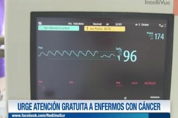 PROYECTO DE LEY CONTRA EL CÁNCER SIN AVANCE