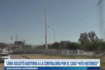 """LEMA SOLICITÓ AUDITORIA A LA CONTRALORÍA POR EL CASO """"HITO HISTÓRICO"""""""