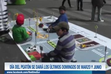 SE APROBÓ LA LEY DEL PEATÓN EN EL CONCEJO MUNICIPAL