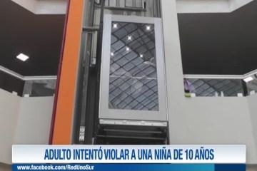 ADULTO INTENTÓ VIOLAR A UNA NIÑA DE 10 AÑOS