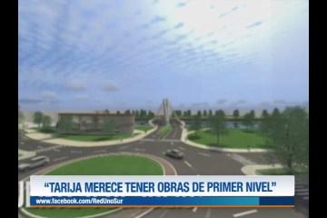 """""""TENEMOS GENTE EN CONTRA PARA HACER OBRAS"""""""