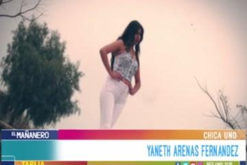 CHICA UNO TARIJA: YANETH ARENAS FERNÁNDEZ