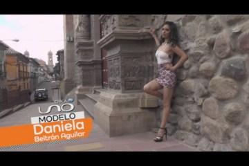 CHICA UNO POTOSÍ: DANIELA BELTRÁN AGUILAR