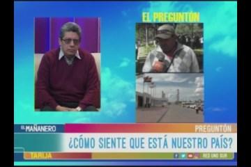 EL PREGUNTÓN: ECONOMÍA EN BOLIVIA