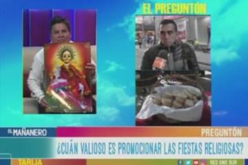 EL PREGUNTÓN: FESTIVIDAD DE SAN LORENZO