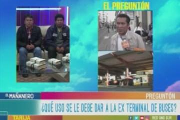 EL PREGUNTÓN: TRANSPORTE DE MINIVANS