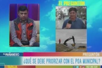 EL PREGUNTÓN: POA MUNICIPAL 2019