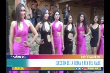 ESPECTÁCULO: REINA Y REY ANDALUCÍA MODELS