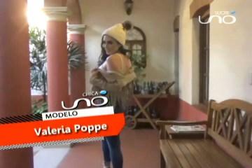 CHICA UNO SUCRE: VALERIA POPPE