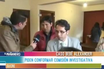 INVESTIGARAN A JUEZA DE CASO ALEXANDER