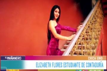 CHICA UNO TARIJA: ELIZABETH FLORES