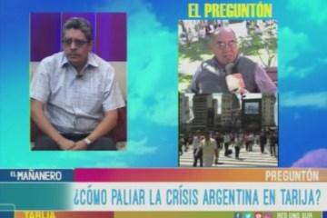 EL PREGUNTÓN: CRISIS ECONÓMICA DE ARGENTINA