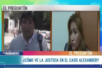 EL PREGUNTÓN: CASO BEBÉ ALEXANDER