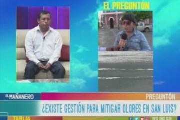 EL PREGUNTÓN: LAGUNAS DE OXIDACIÓN MITIGACIÓN DE OLORES