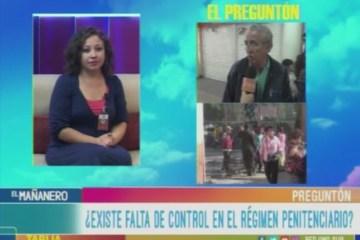 EL PREGUNTÓN: SEGURIDAD DENTRO LAS CÁRCELES