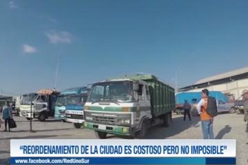 """""""REORDENAMIENTO DE LA CIUDAD ES COSTOSO PERO NO IMPOSIBLE"""""""