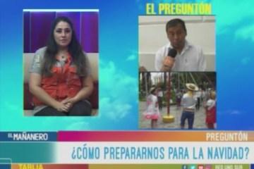 """EL PREGUNTÓN: """"NAVIDAD CHAPACA 2018"""""""