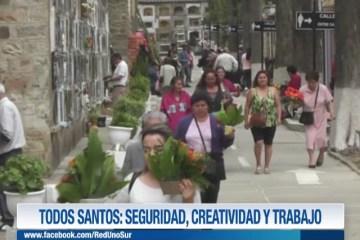 TODOS SANTOS: SEGURIDAD, CREATIVIDAD Y TRABAJO