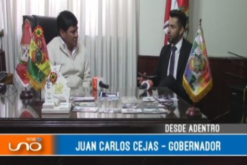 Desde Adentro: Juan Carlos Cejas