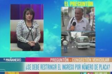 EL PREGUNTÓN: TRASPORTE DE SERVICIO PÚBLICO