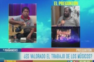 """EL PREGUNTÓN: SANTA CECILIA """"DÍA DE LOS MÚSICOS"""""""