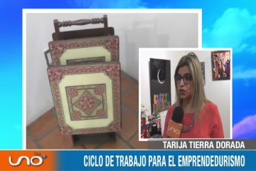 TARIJA TIERRA DORADA: OBRAS DE ARTE CON ORGULLO TARIJEÑO