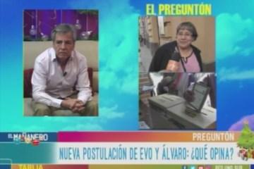 EL PREGUNTÓN: LA DEMOCRACIA EN BOLIVIA