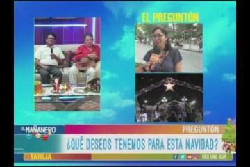 EL PREGUNTÓN: FIESTA DE NAVIDAD