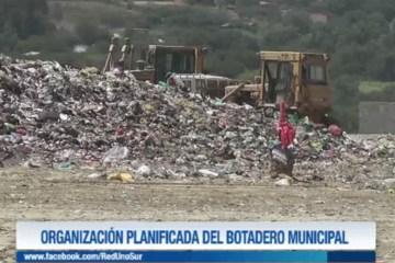 ORGANIZACIÓN PLANIFICADA DEL BOTADERO MUNICIPAL